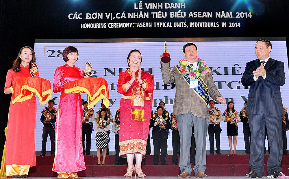 Top 100 ASEAN Best Business Leaders