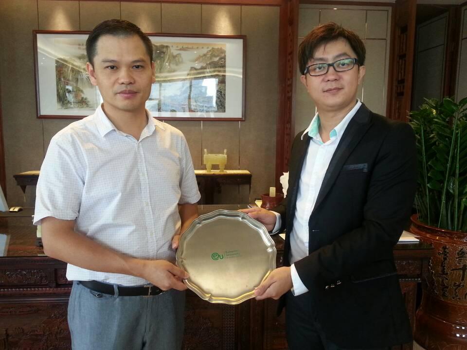 EU Malaysia Appoints Visiting Professor